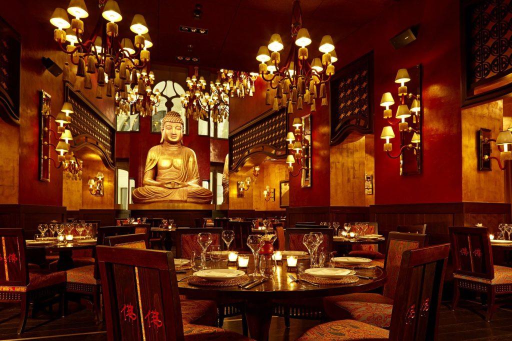 Buddha-Bar Budapest Restaurant